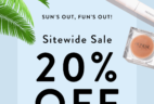Save 20% Sitewide at Honest Beauty!
