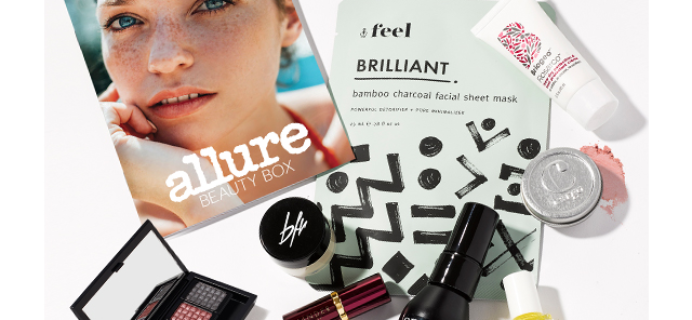 Allure Beauty Box July 2017 Full Spoilers & Coupon!
