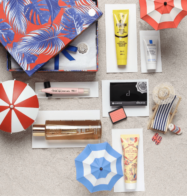 Get your first 3 GLOSSYBOX Boxes For $10 Each!
