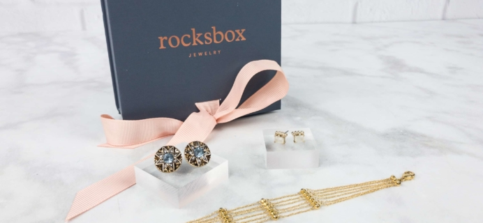 RocksBox July 2017 Review + FREE Month Coupon!