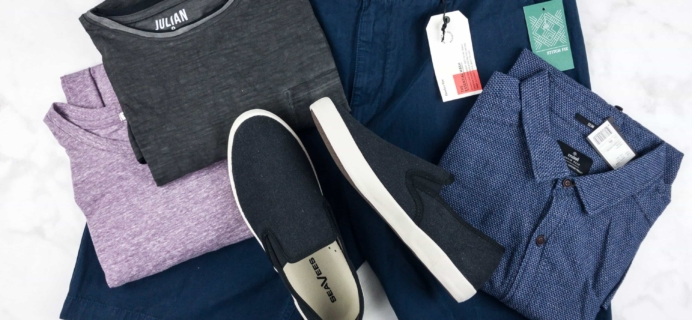 Stitch Fix Men July 2017 Review