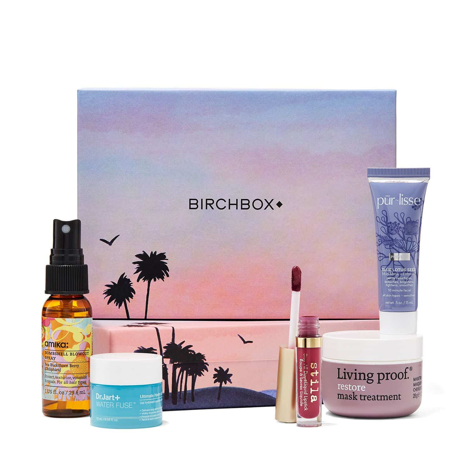 Birchbox August 2017 Easy Does It Curated Box Available Now in the Shop!