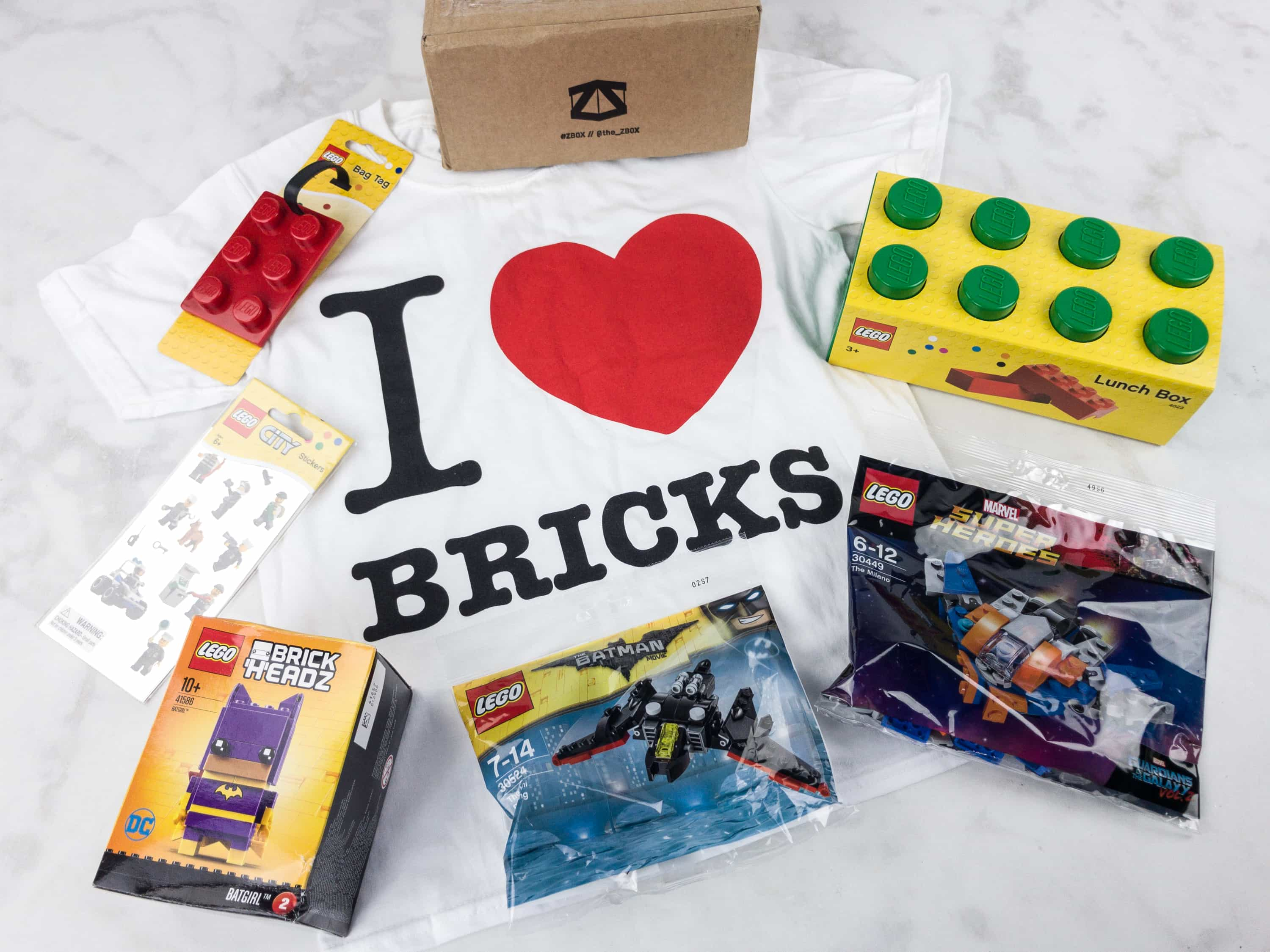 ZBOX Limited Edition LEGO Box Review