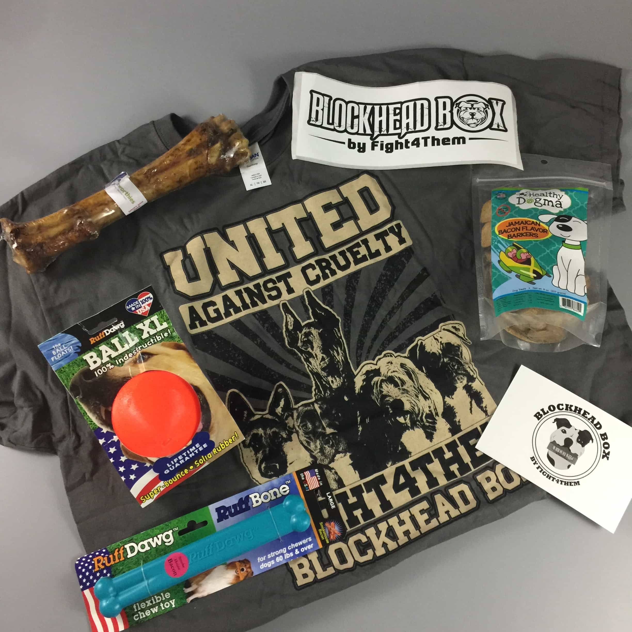 Blockhead Box August 2017 Subscription Box Review + Coupon