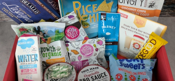 Love With Food Gluten-Free August 2017 Subscription Box Review + Coupon