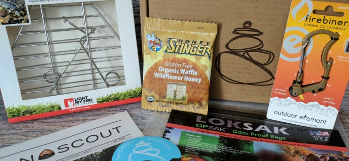 Cairn Subscription Box Review – August 2017