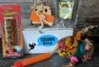 Squawk Box Subscription Box Review – August 2017