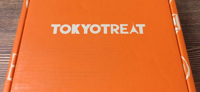Tokyo Treat August 2017 Subscription Box Review + Coupon