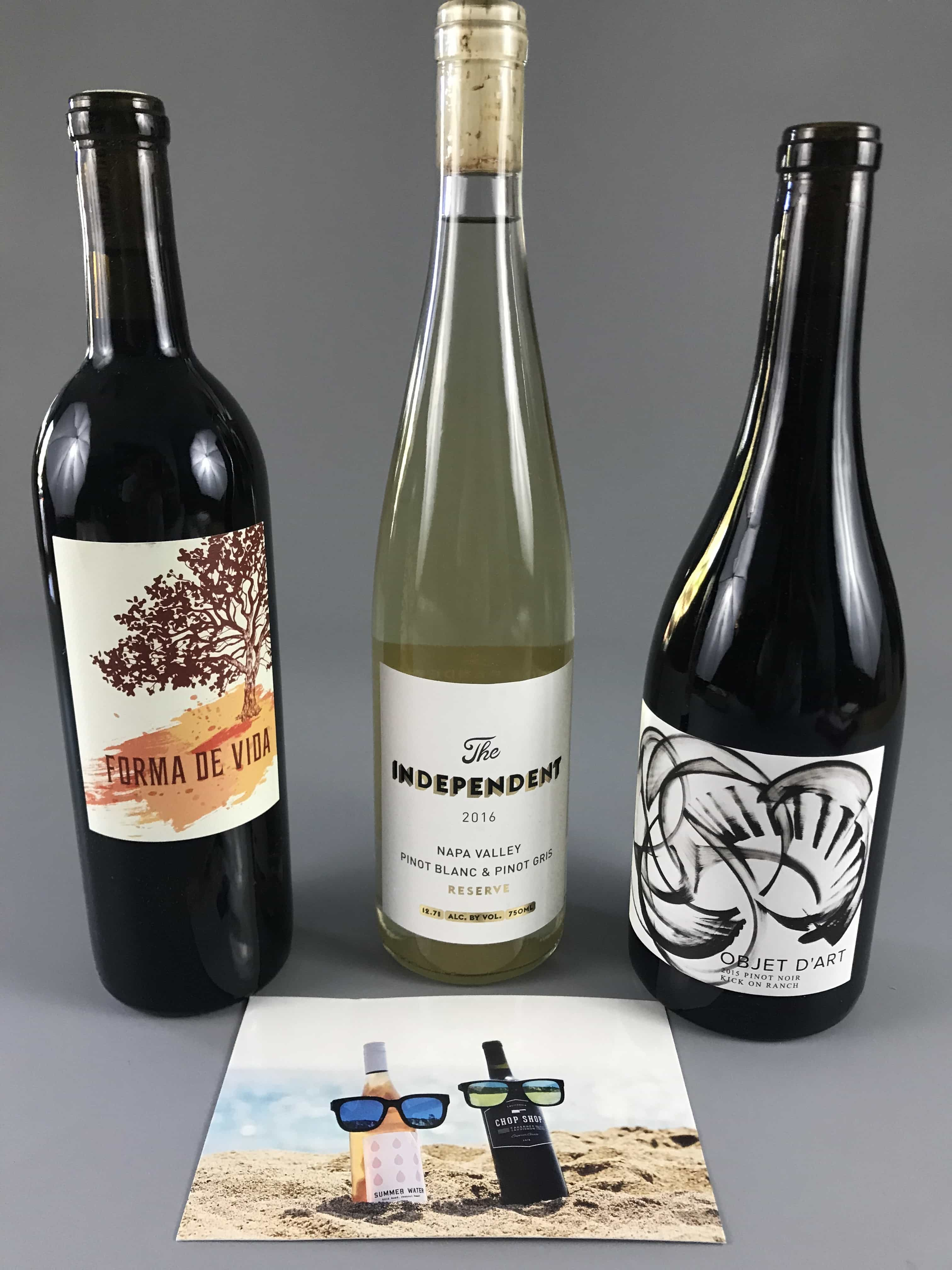 Winc August 2017 Subscription Box Review & $22 Off Coupon