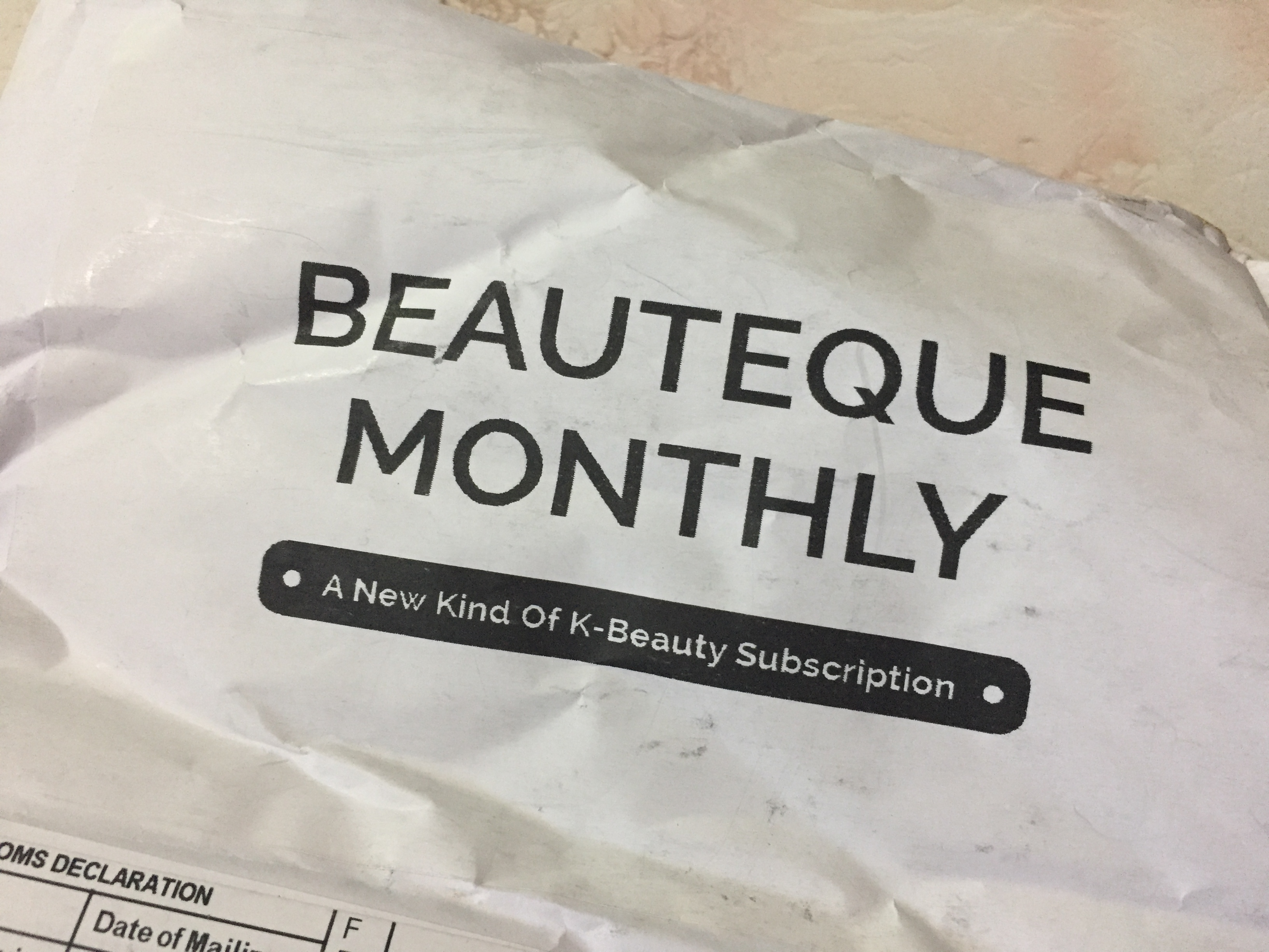 Beauteque Mask Maven July 2017 Subscription Box Review + Coupon