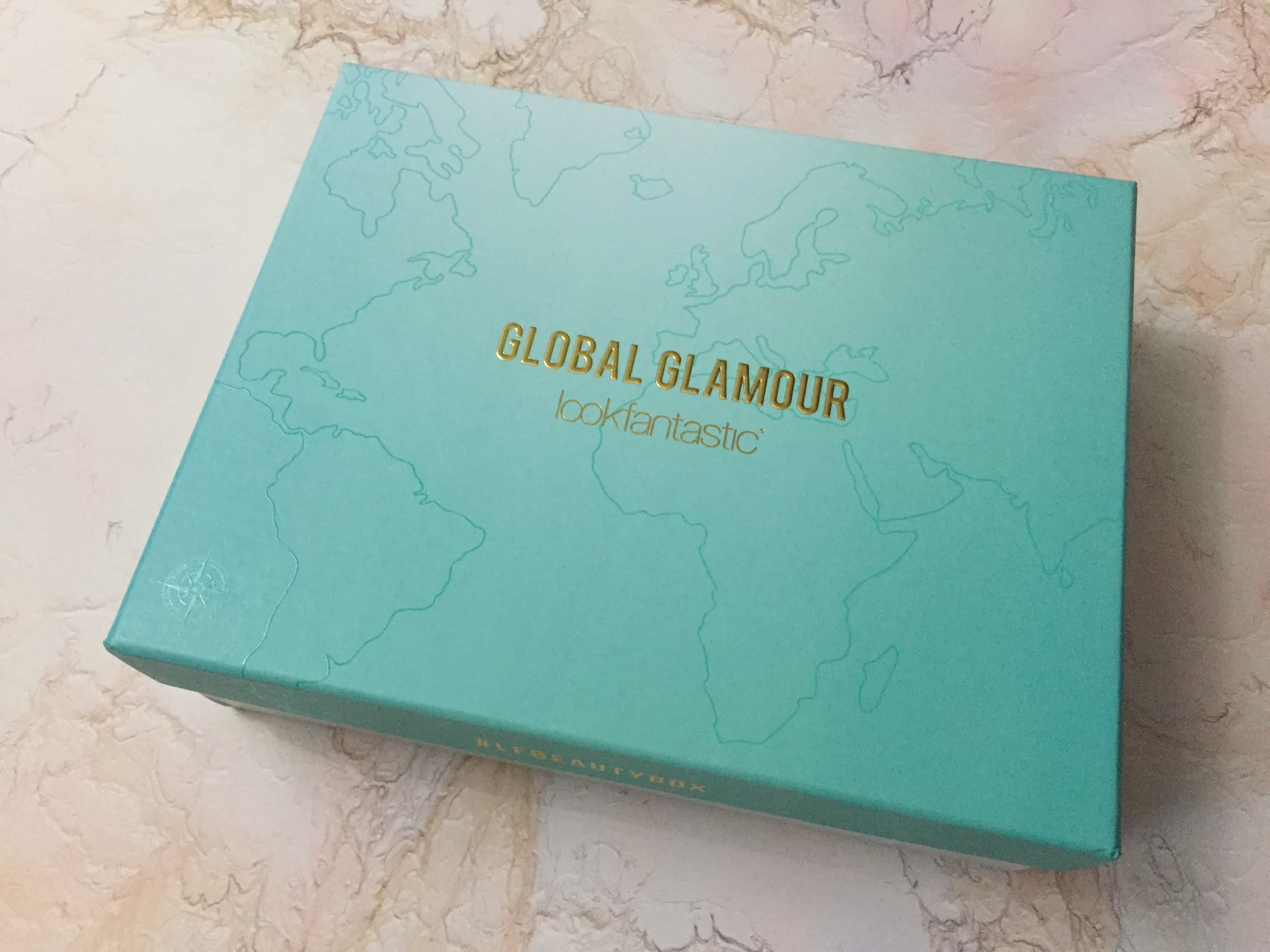 lookfantastic Beauty Box August 2017 Subscription Box Review