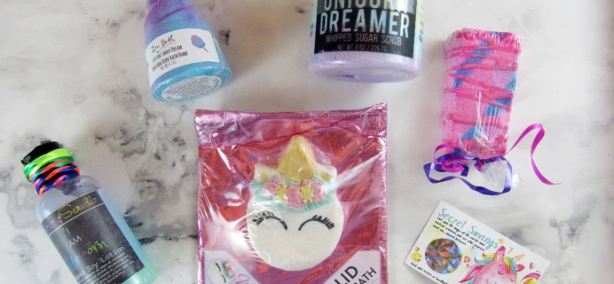 Lavish Bath Box July 2017 Subscription Box Review