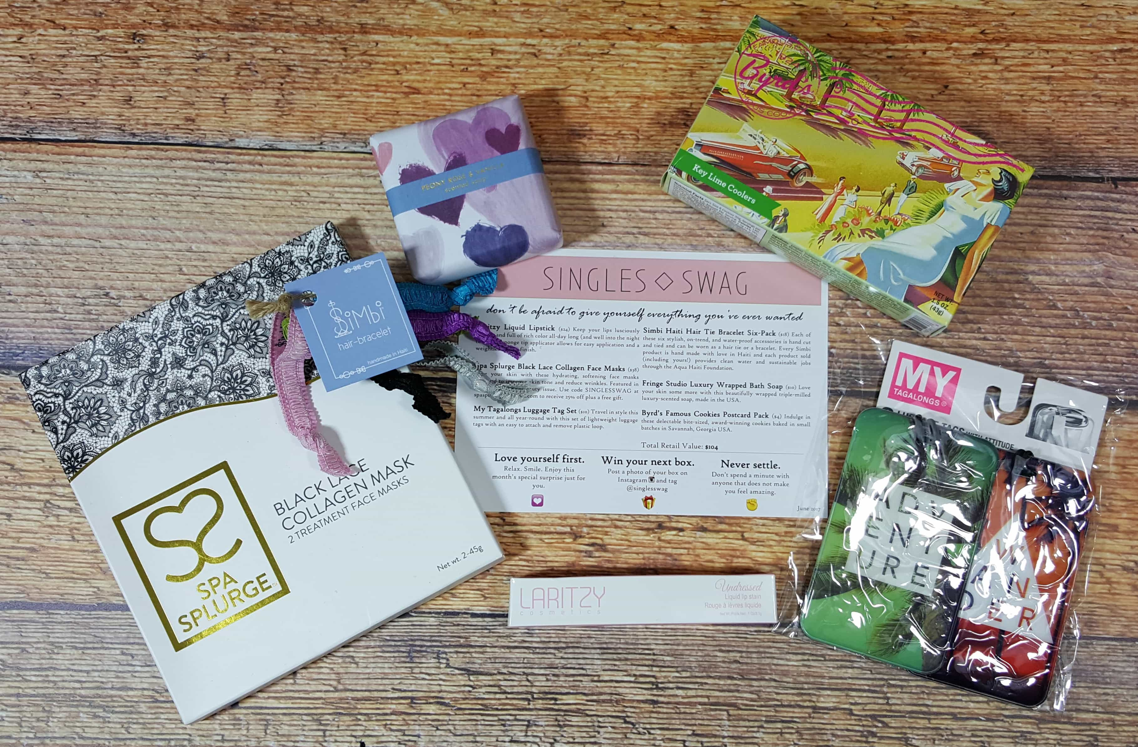 SinglesSwag Subscription Box Review & Coupon – June 2017