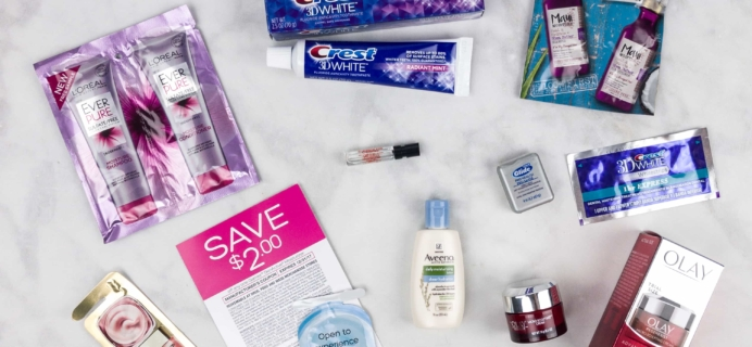 Amazon Prime Daily Beauty Sample Box Review – FREE After Credit!