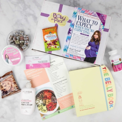 Baby Got Pack Subscription Box Review + Coupon – First Trimester Box