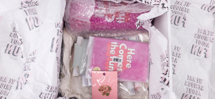Bando Goody Goodie Mystery Box Review – September 2017