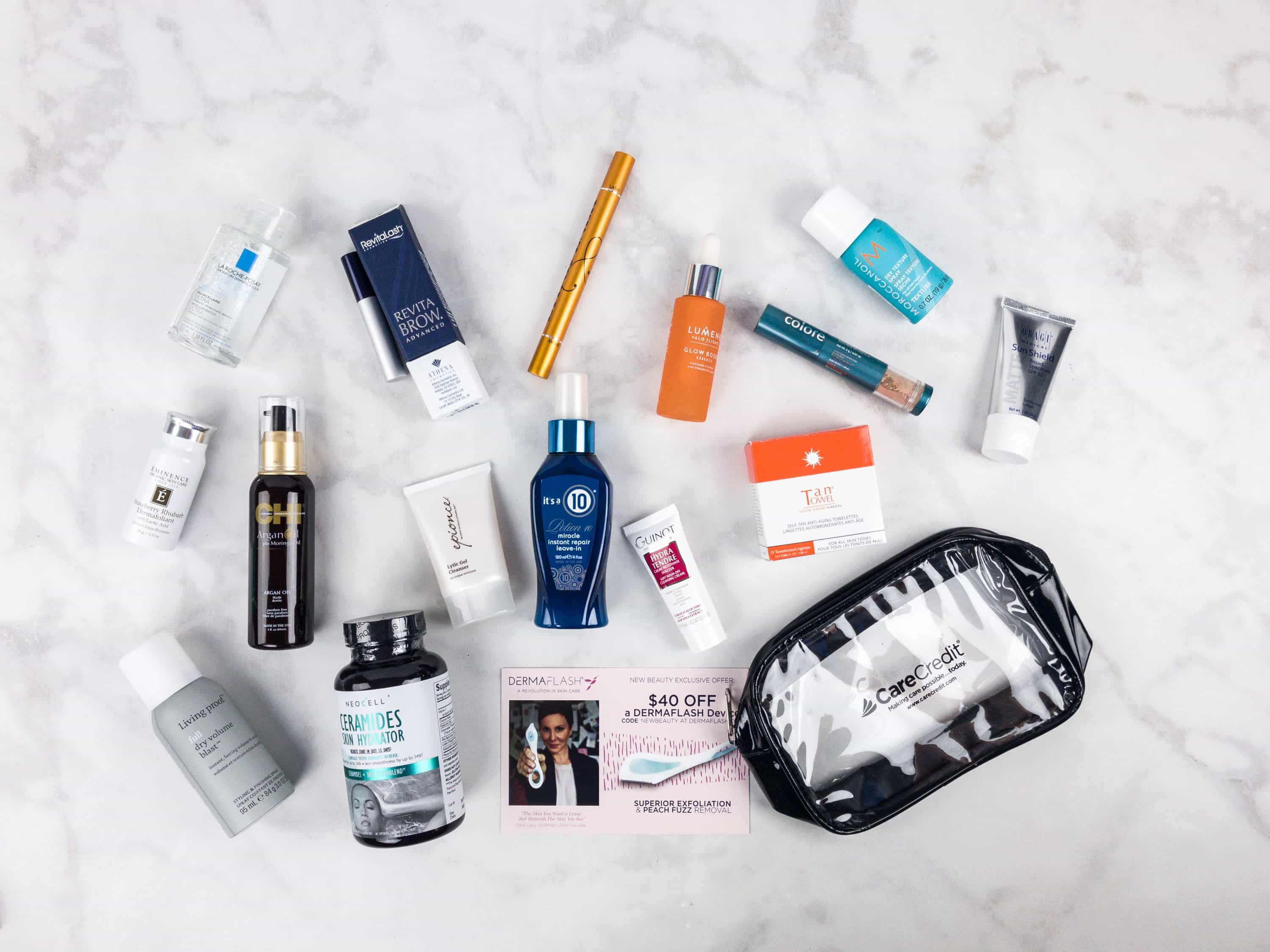 Beauty Choice Awards 2017 Limited Edition Box Review