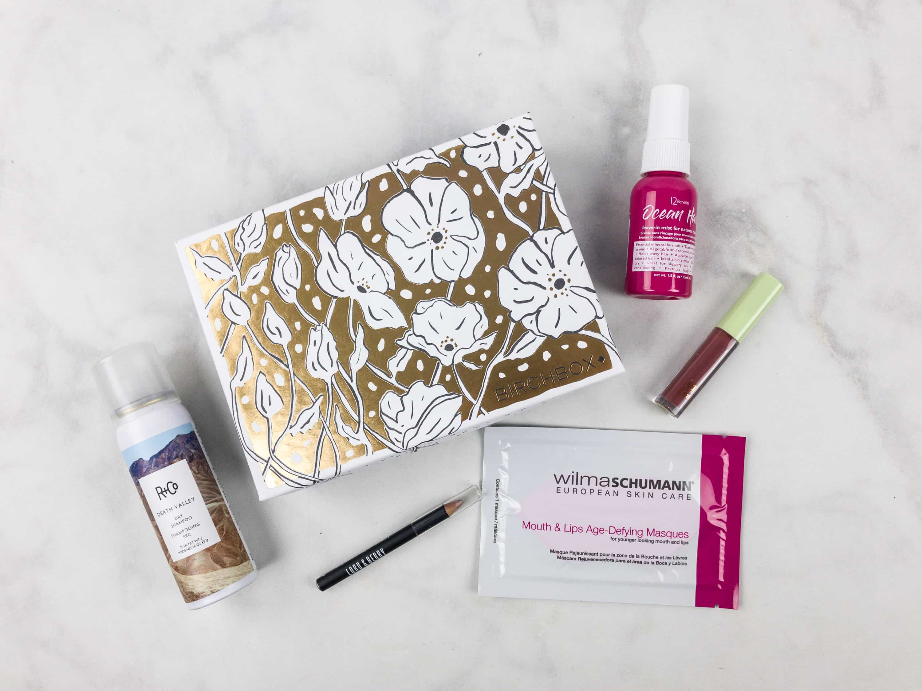 Birchbox September 2017 Review + Coupon –  Your Time to Shine Curated Box