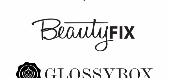 BeautyFIX vs BOXYCHARM vs GLOSSYBOX January 2018 Battle of the $20+ Beauty Boxes!