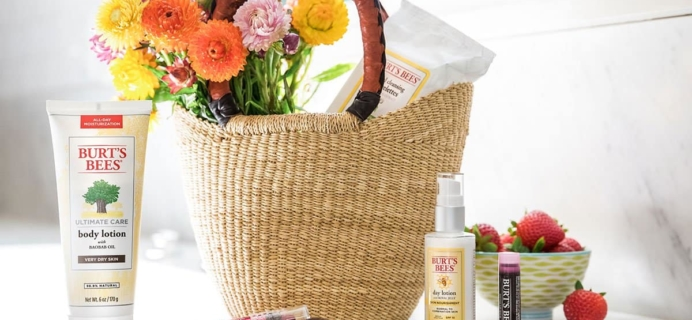 Last Chance: Grove Collaborative + Burt's Bees Personal Care Set – Free With $20 Purchase!