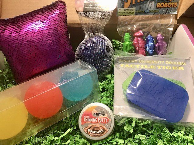 Sensory TheraPLAY Box Subscription Box Review + Coupon – July 2017