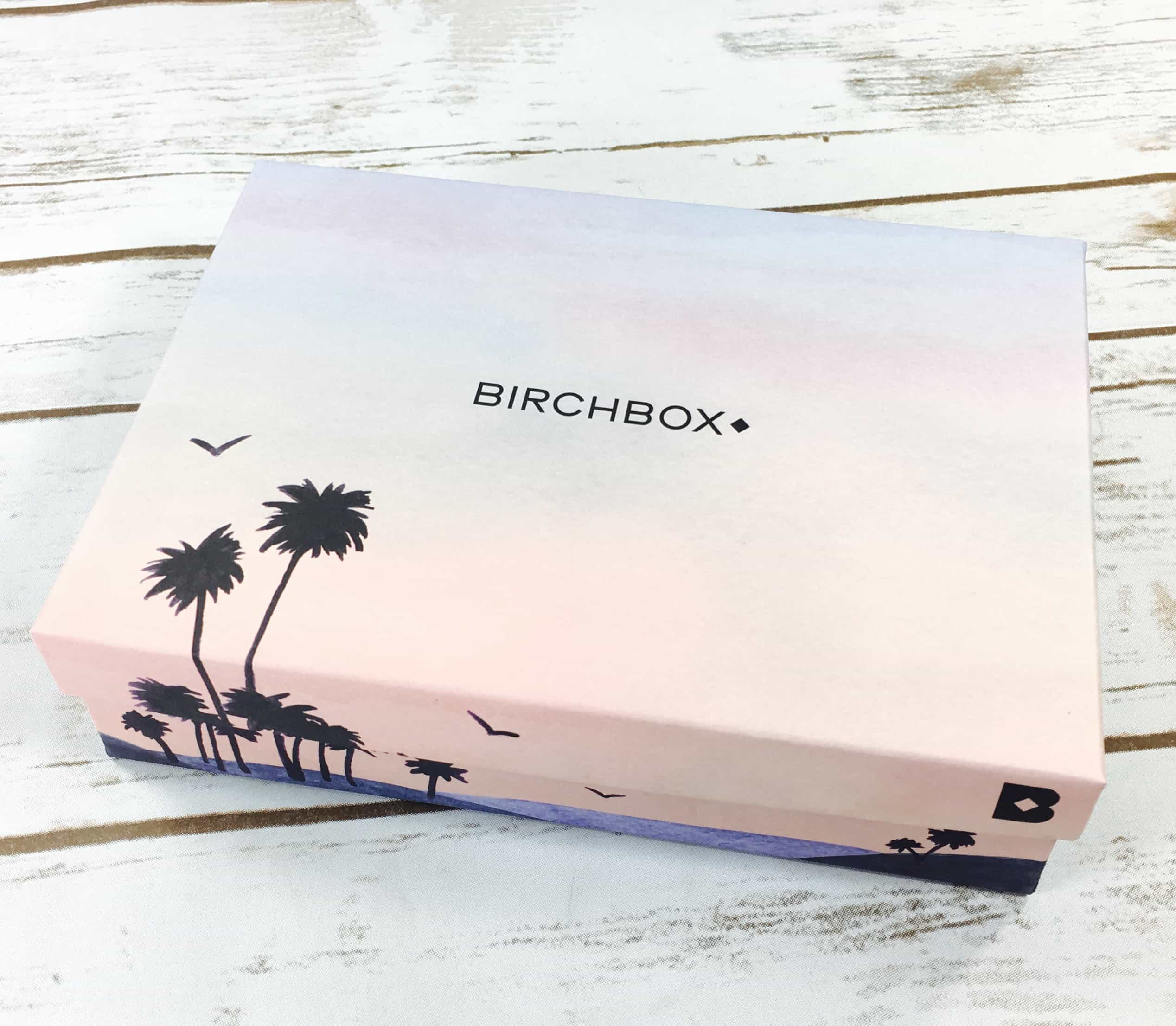 Birchbox Review + Coupon – August 2017