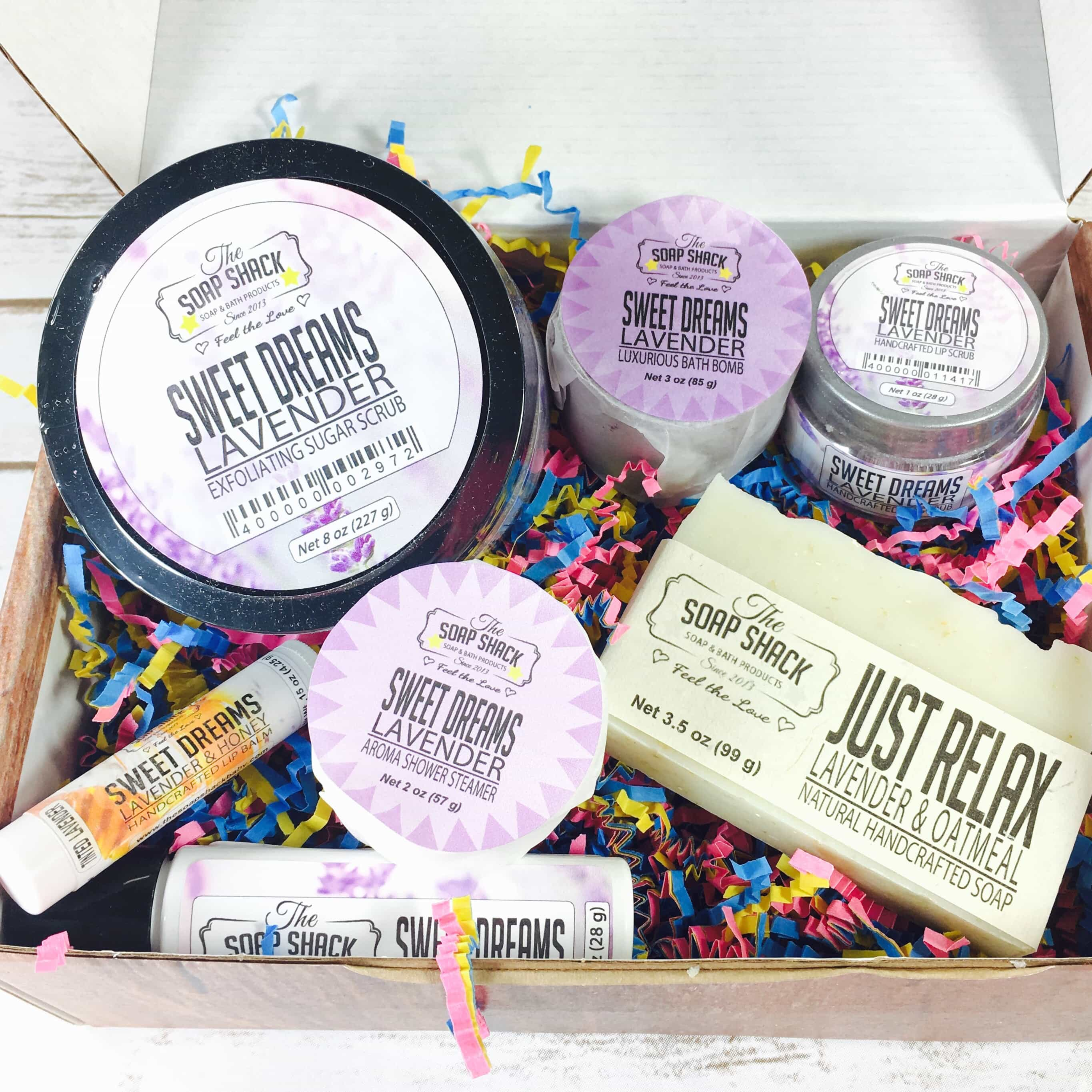 Spoil Me Club Subscription Box Review + Coupon – August 2017