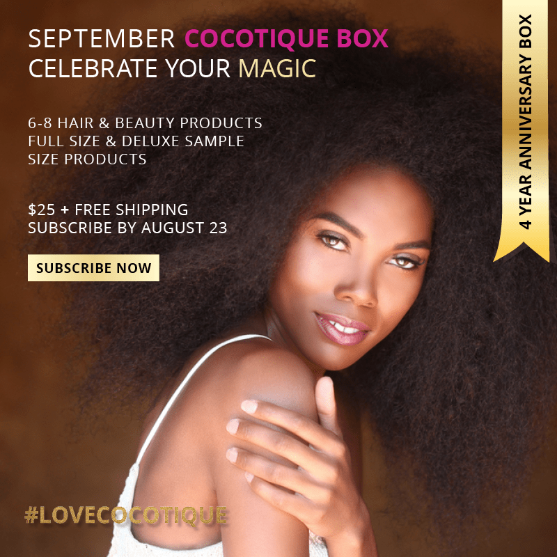 Cocotique September 2017 Spoilers #2 + Coupon Code!