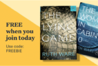 Book of the Month Deal: Free Book With Subscription