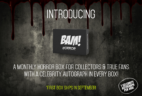 The Bam! Box Launches Bam! HORROR!