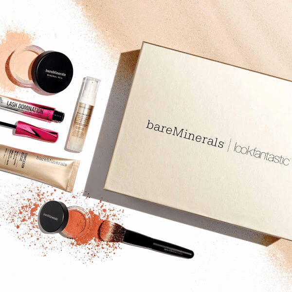 Lookfantastic x Bare Minerals Limited Edition Beauty Box Available Now + Full Spoilers
