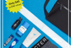 New Birchbox Man Limited Edition Box: On The Go Gym Bag + Coupons!
