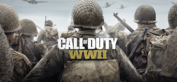Loot Crate Call of Duty: WWII Limited Edition Crate Full Spoilers!