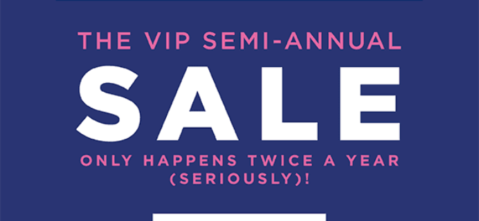 Fabletics VIP Semi-annual Sale!