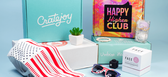 ENDS TONIGHT: Cratejoy Labor Day Sale: 20% Off Subscriptions!