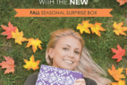 Erin Condren Fall 2017 Seasonal Surprise Box Available Now!