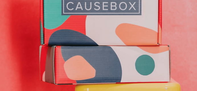 CAUSEBOX Fall 2017 Box Available Now + Spoiler + $10 Coupon!