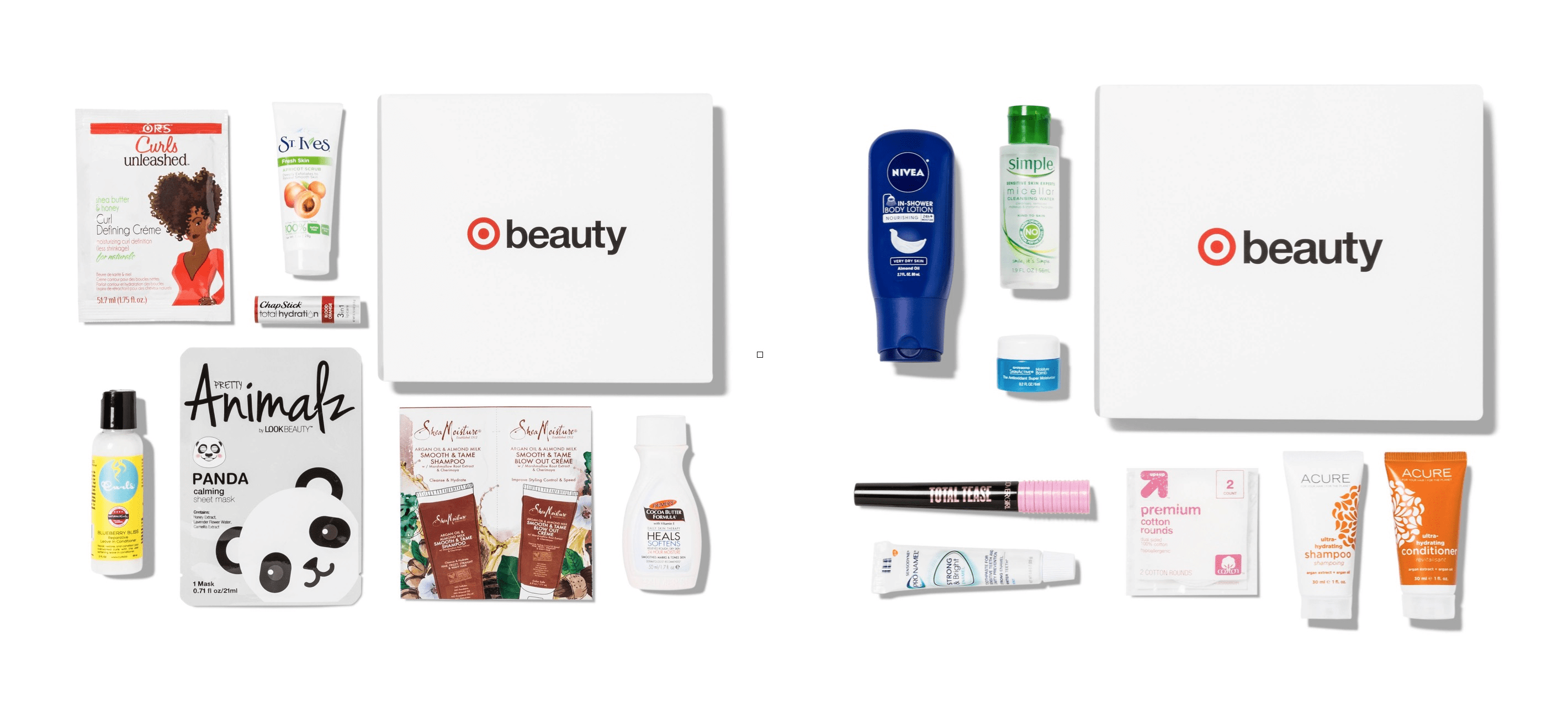 Target September 2017 Total Hydration Beauty Box Price Drop!