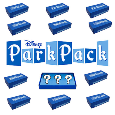 Disney Park Pack Pin Edition 3.0 December 2018 Theme Spoiler!