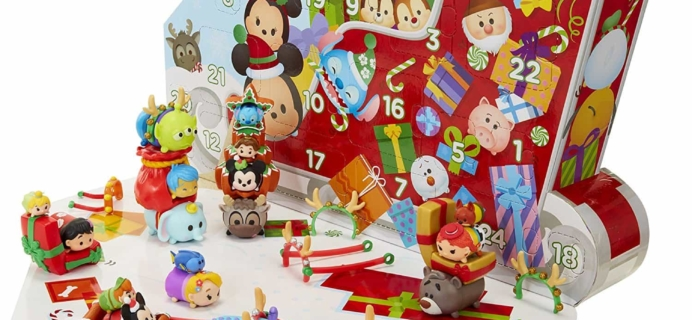 2017 Disney Tsum Tsum Advent Calendar Available Now!