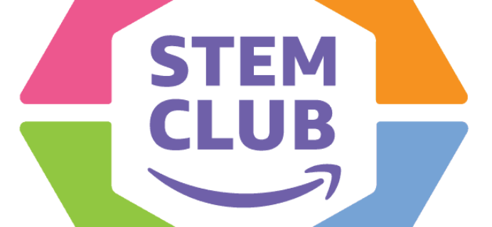 Amazon STEM Club Spoilers – January 2020