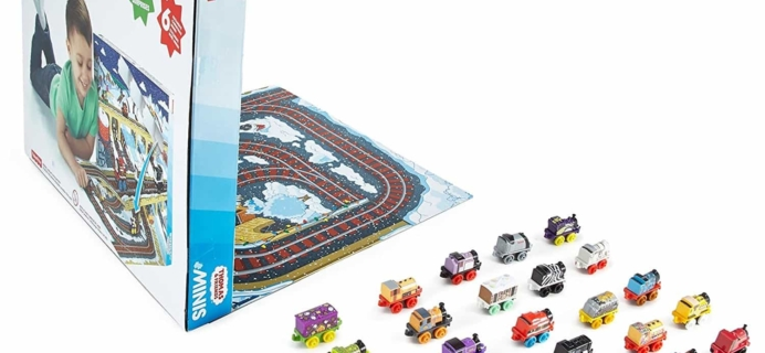 2017 Fisher-Price Thomas & Friends MINIS Advent Calendar Price Drop: $12!