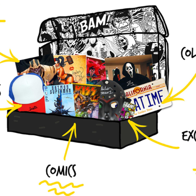 The BAM! Box Pop Culture February 2019 Theme Spoilers & Coupon!