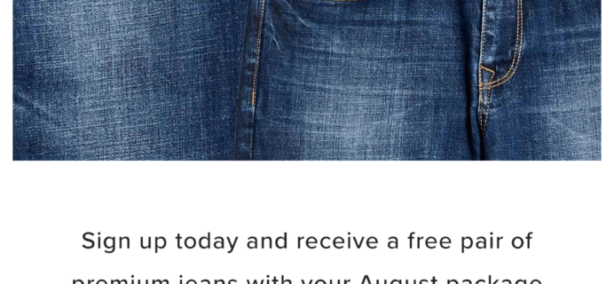 Five Four Club Deal: $40 Off First Month PLUS Free Jeans!