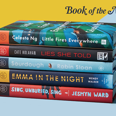 Last Call: September 2017 Book of the Month Selection Time + Coupon!