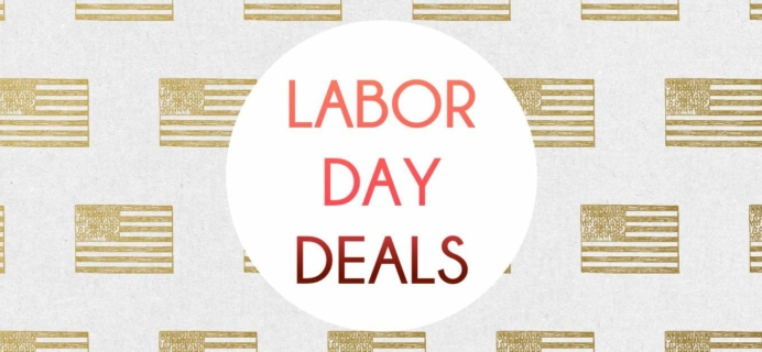 Best Labor Day Subscription Box Deals!