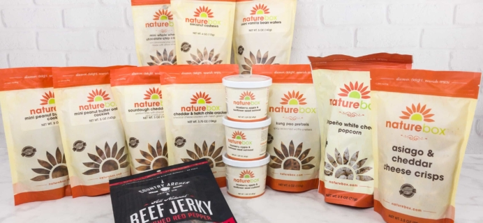 NatureBox Club Review & Coupon – August 2017