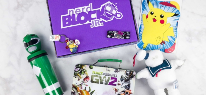 Nerd Block Jr. Girls Subscription Box Review – June 2017