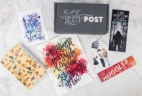 Nerdy Post August 2017 Subscription Box Review + Coupon