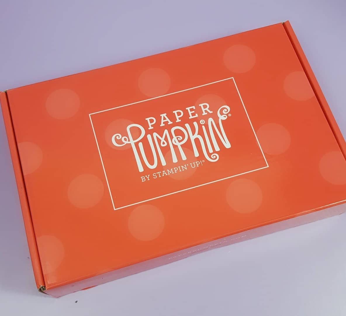 Paper Pumpkin July 2017 Subscription Box Review + Coupon